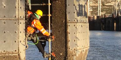 Safety Boat / Work boat support Dover _ Maverick Mutiny Diving Ltd