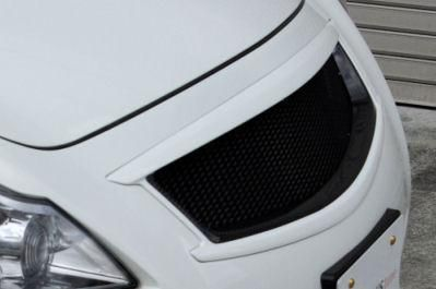 Curious - V36 Carbon Grill (late model sedan)