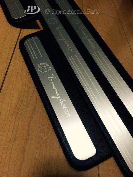 Tommykaira Kickplate Inserts