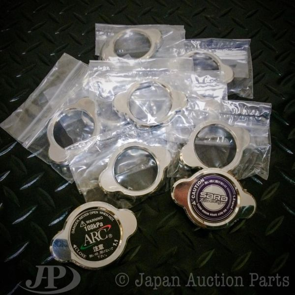 JDM Parts Ninja Original Radiator Cap Cover