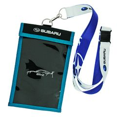 Subaru Credentials & Pass Holder