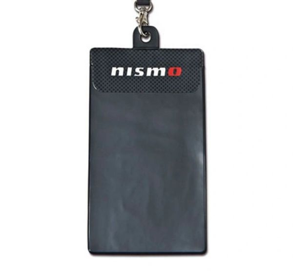 Nismo Credentials & Pass Holder
