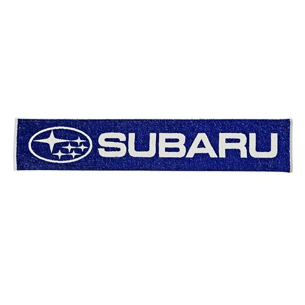 Subaru x Hotman Towel
