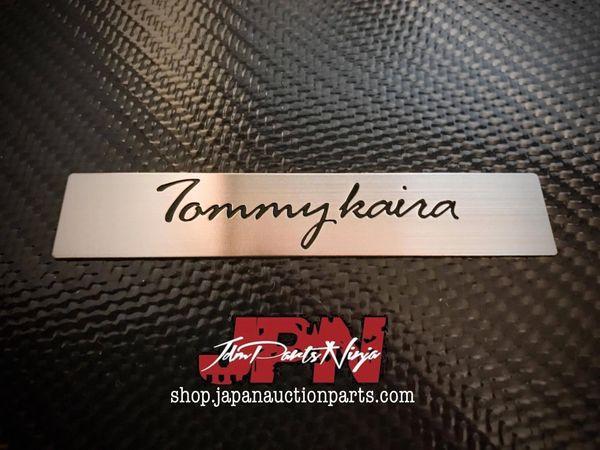 Tommykaira Logo Plate Emblem