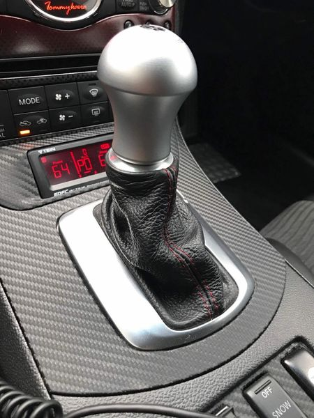 JDM Parts Ninja AT-MT shift knob adaptor kit