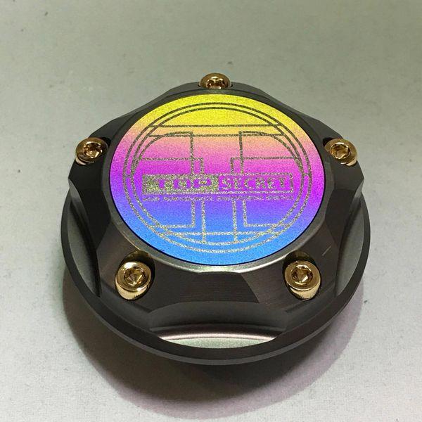 Top Secret + JDM Parts Ninja Oil Cap : Version 3