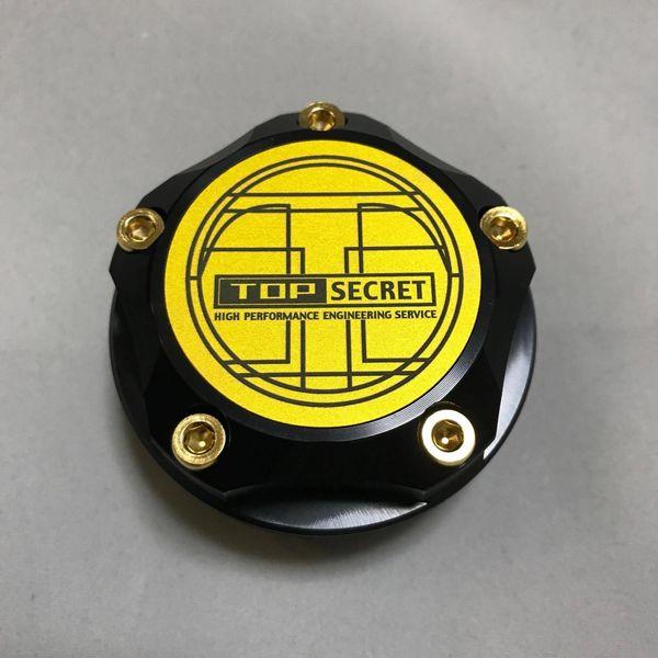Top Secret + JDM Parts Ninja Oil Cap : Version 4