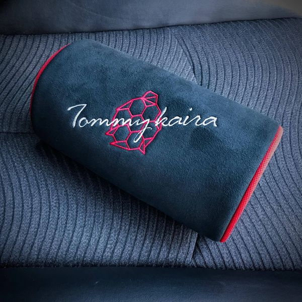 Tommykaira Alcantera Neck Pads V.1 (Set of 2)