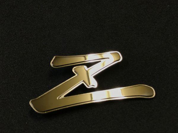 "Tommykaira Polished ""Titan Z"" Emblem"