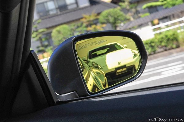 Daytona Wide Side Mirrors