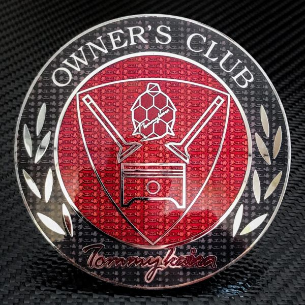 Tommykaira Owner's Club Original Emblem