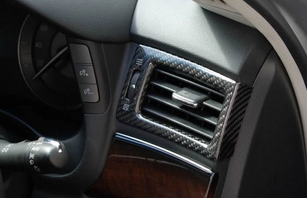 Curious - Y51 Carbon Air Vent Panel Trim