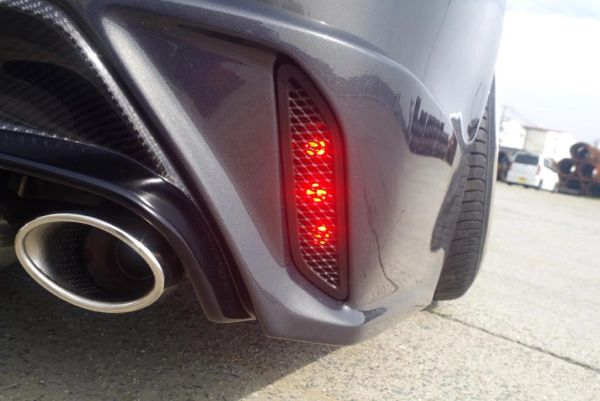 J-Unit Nissan-Infiniti rear fog kit