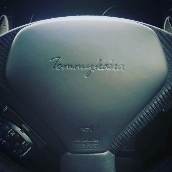 Tommykaira Custom Airbag Cover