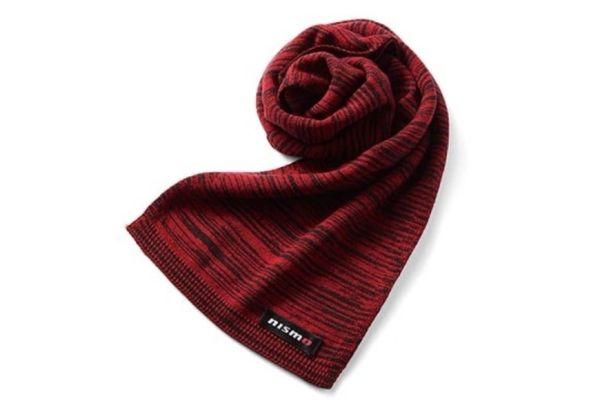 Nismo Motorsports gradation winter scarf