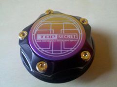 Top Secret + JDM Parts Ninja Oil Cap : Version 1