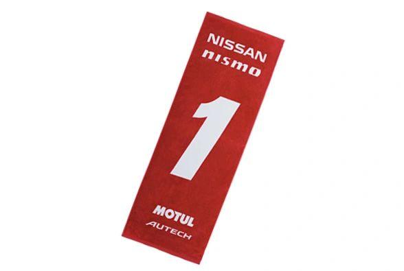Nismo Nissan Motorsports Super GT Towel