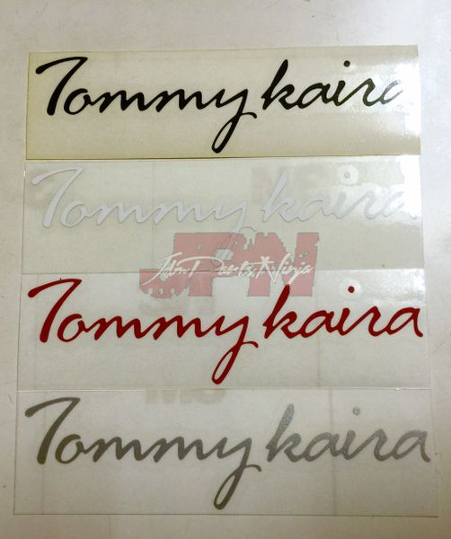 Tommykaira large vinyl decal