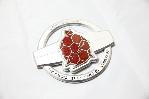Tommykaira x JDM Parts Ninja 3-piece emblem