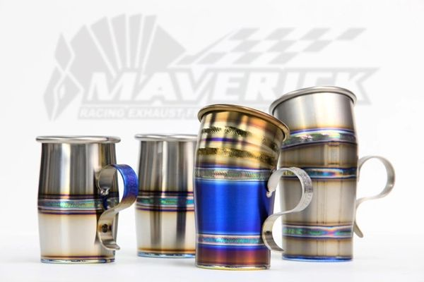 Maverick Titanium Mugs