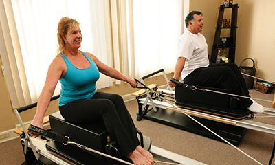 How to get started with Stott Pilates in Upland at Om Sweet Om Pilates Center