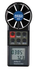 REED 8906 Vane Thermo-Anemometer, CFM (Air Volume)