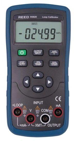 REED R5820 Loop Calibrator