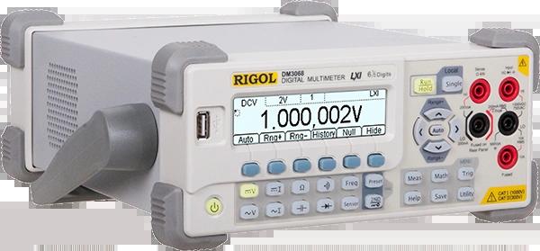 RIGOL DM3000 SERIES DIGITAL MULTIMETERS