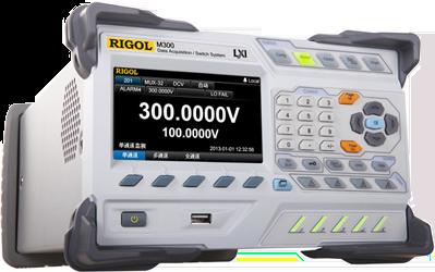 RIGOL M300 SYSTEM SERIES DATA ACQUISITION MAINFRAMES