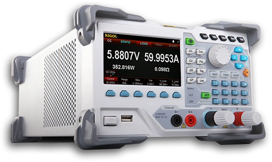 RIGOL DL3000 SERIES DC ELECTRONIC LOADS