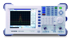 GW Instek GSP-830 Spectrum Analyzer