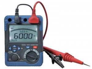 REED R5002 Digital High Voltage Insulation Tester