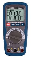 REED R5008 Compact Digital Multimeter with Temperature