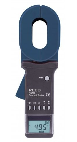 REED R5700 Clamp Ground Resistance Tester