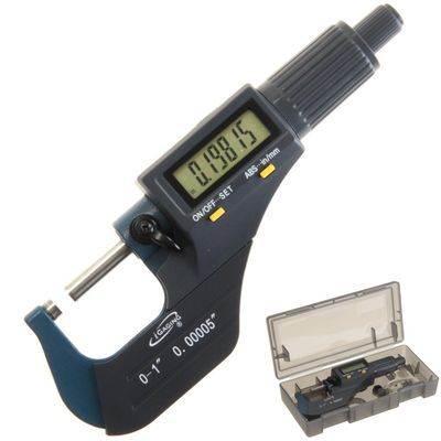 "iGaging 1-2"" Digital Electronic Outside Micrometer"