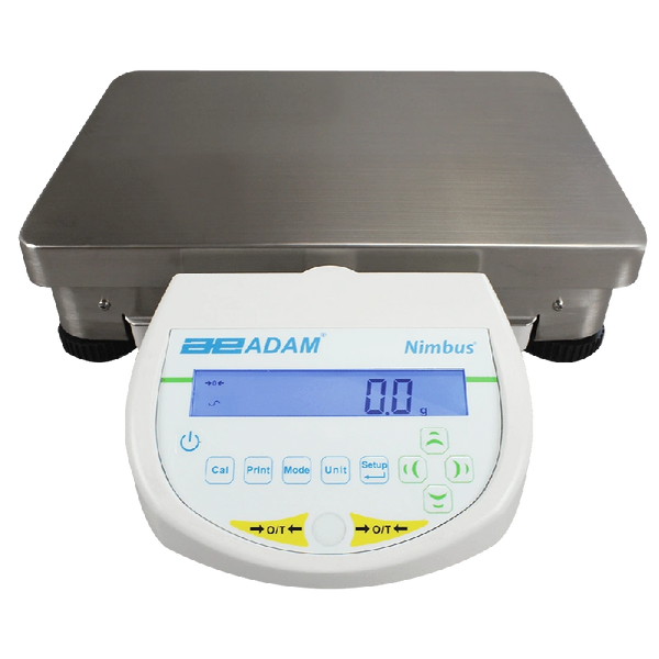 Adam Equipment Nimbus Heavy Duty Precision Balances