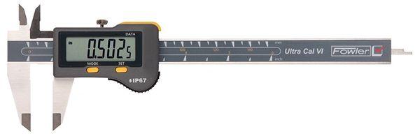 "Fowler 6""/150mm Ultra-Cal VI Electronic Caliper with Lifetime Warranty"