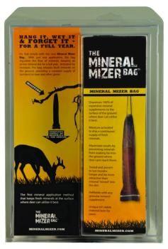 MINERAL MIZER EMPTY BAG