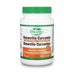 Boswellia-Curcumin Complex