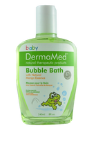 Organic Baby Bubble Bath