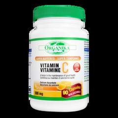 Vitamin C- Super Buffered