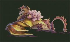 Rippling Dragon