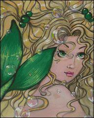 Jade Mermaid