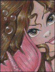 Rosy Mermaid