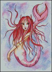 Red Hot Mermaid