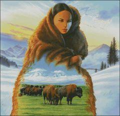 Cloak of Visions - Buffalo