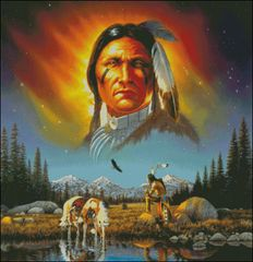 Chief Eagle Feather