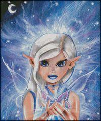 Midnight Butterfly Fairy