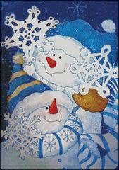 Snowflake Buddies