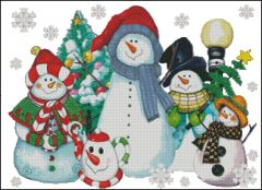 Snowman Collection for the Holidays